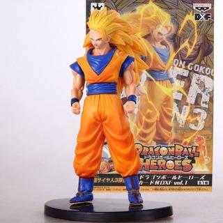 Boneco Dragonball Z Goku Super Saiyan 3 Figura De Ação