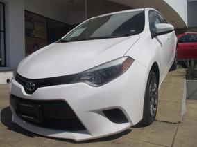 Toyota Corolla 1.8 C Mt Blanco 2015