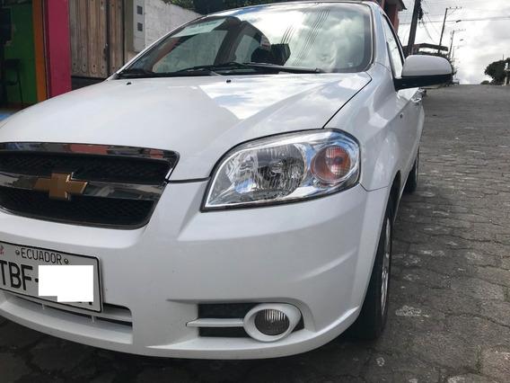 Chevrolet Aveo Emotion Gls Ac 1.6 Año 2017