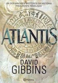 Livro Atlantis (livro Físico)