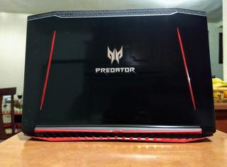 Laptop Gamer Predator Helios 300, I7, Gtx 1060 6gb, 16gb Ram