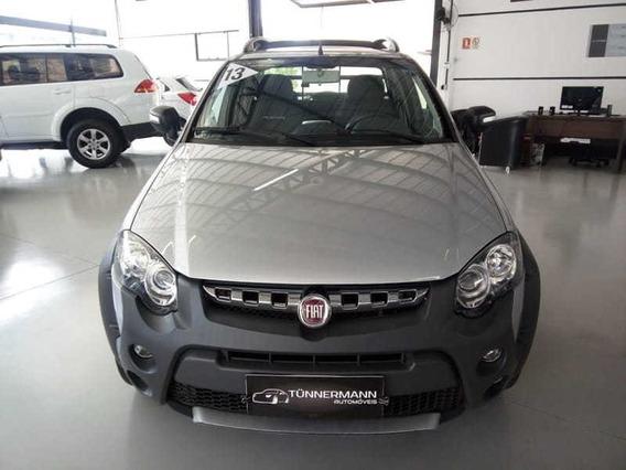 Fiat Strada Adventure Cabine Dupla 1.8 16v Flex 2p