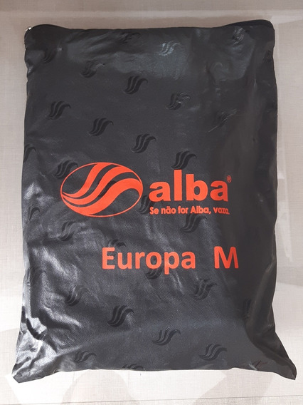 Equipo De Lluvia Alba Europa Talle M