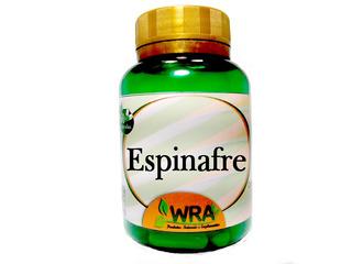 Espinafre 100% Puro Natural 300 Cápsulas De 500mg 5 Potes