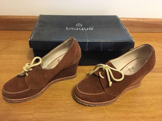 Zapato Botita Bota Mujer. T: 36