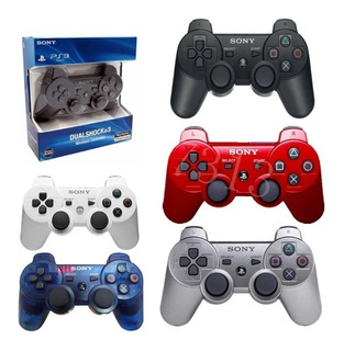 Control Sony Ps3 Inalambrico Play Station3 Dualshoc Colores
