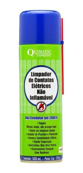 Limpa Contato Eletrico Inflamavel 300ml Tapmatic Ga1