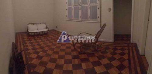 Apartamento À Venda, 1 Quarto, Flamengo - Rio De Janeiro/rj - 20220