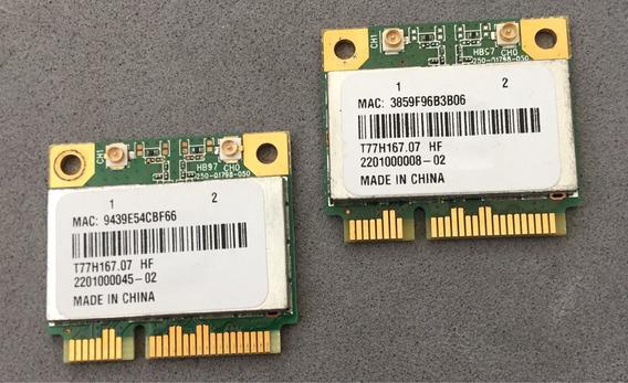 Placa Wireless Notebook Acer 5750 T77h167.07 Hf