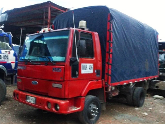 Ford Cargo 815 2005