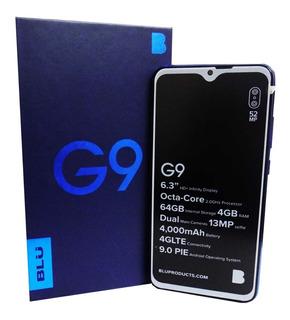 Telefono Blu G9 Android Dual Sim Liberado