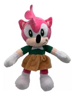 Peluche Amy Rose Sonic