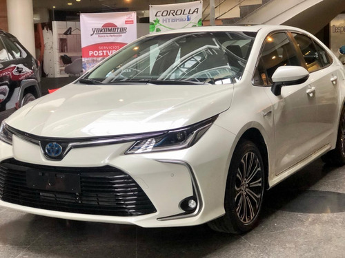 Imagen 1 de 7 de Nuevo Toyota Corolla Seg Hibrido 1.800 Cc  Modelo 2022.