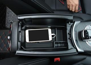 Acessórios Compartimento Porta Objetos Moedas Mercedes C