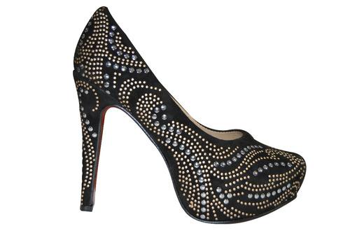 36a4c693 Zapatos De Fiesta Cerrados Para Damas - Zapatos en Mercado Libre ...