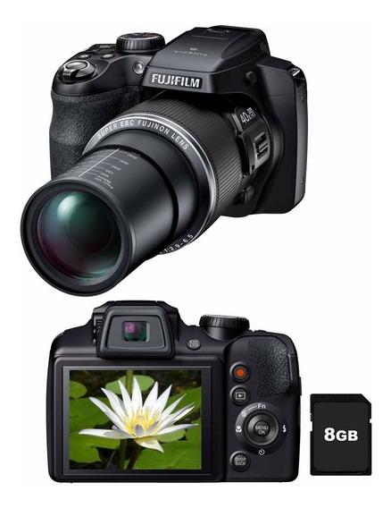 Baixou - Câmera Fujifilm Finepix S8200