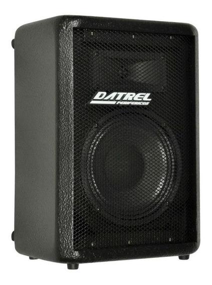 Caixa de som Datrel AT-8.100 sem fio Preto 110V/220V