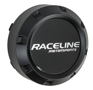 Rin Raceline Center Cap 4/110-115 All Blackout / Mamba 15 In