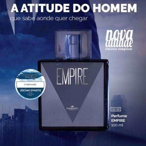 Perfume Hinode Empire Tradicional 100ml Original