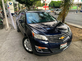Chevrolet Traverse 5p Lt V6 3.6 Aut 7/pas
