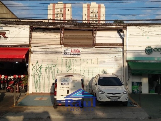 Locação Salão - Capão Redondo, São Paulo-sp - 3769-2