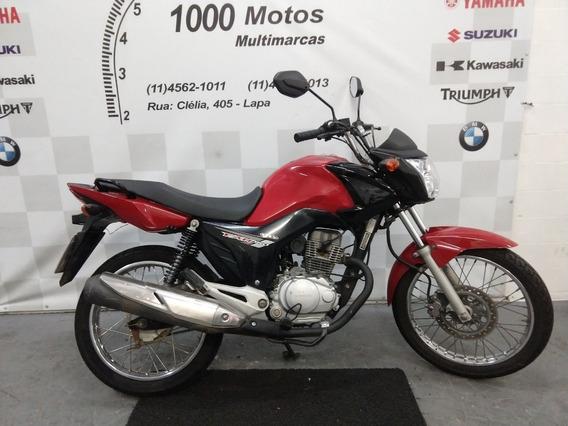 Honda Cg 150 Fan Esdi 2014 Otimo Estado Aceito Moto