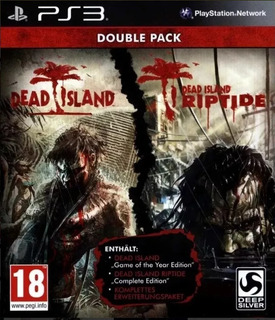 Dead Island Double Pack Ps3 Original - Play Perú
