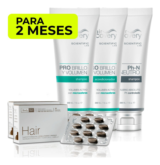 Pack Sensitive Hair Recovery