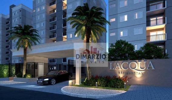 Apartamento Com 2 Dormitórios Com Sala Estendida, À Venda, 67 M² Por R$ 345.000 - Residencial Dona Margarida - Santa Bárbara D
