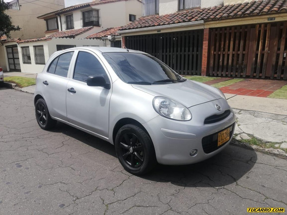 Nissan March Mt 1600cc Aa Fe