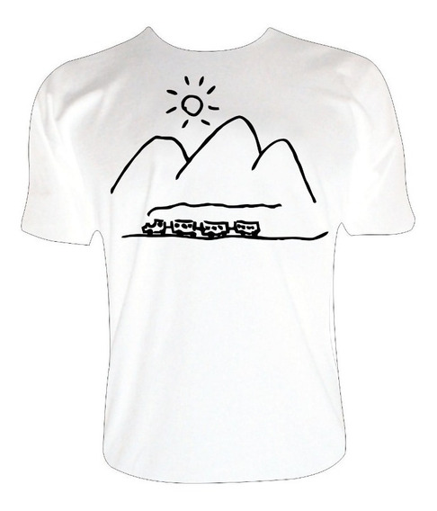 Camiseta Milton Nascimento