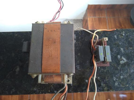 Transformador Original Reciver Sony Legato Linear Com Relé