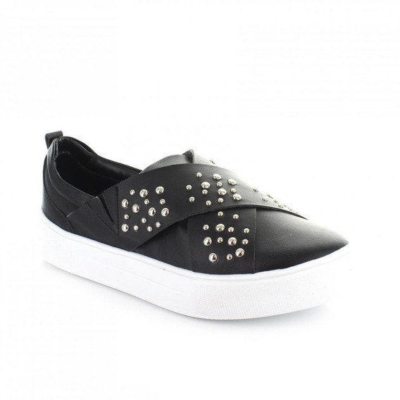 Tenis Para Mujer Redberry 339-049523 Color Negro