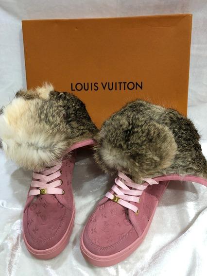 Louis Vuitton Botas Invernales