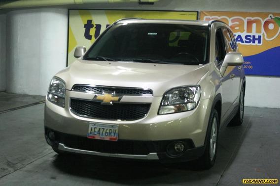Chevrolet Orlando Sedan