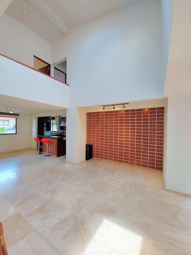 Venta Casa En Condominio En El Ajusco