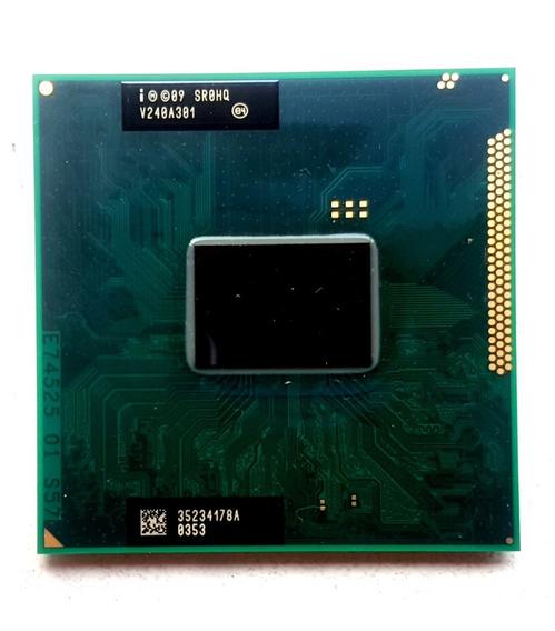 Processador Intel Celeron Dual Core B820 1.7 Ghz 2mb Sr0hq