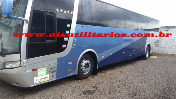 Busscar Vissta Buss Lo 2008 Super Oferta Confira!! Ref.409