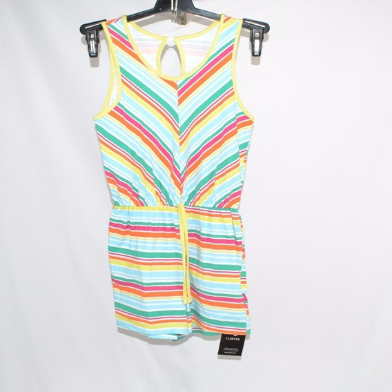 Fiorella Active Jumpsuit Rayas 8 Msrp $500