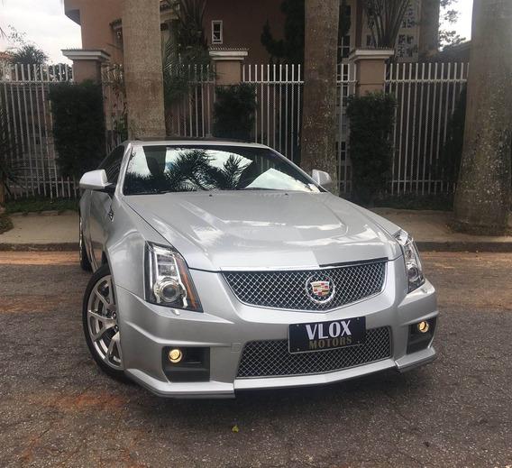 Cadillac Cts-v 6.2 Supercharged V8 Gasolina 2p Automático
