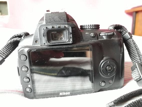 Corpo Nikon D3000