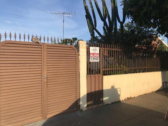 Casa Com 2 Dormitórios Para Alugar, 70 M² Por R$ 650/mês - Centro - Brodowski/são Paulo - Ca0760