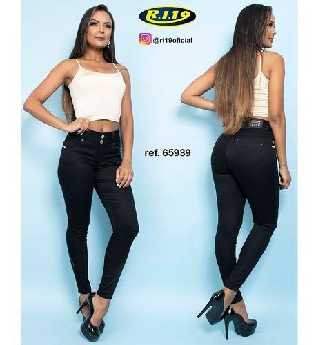 Calça Feminina Jeans Class Fit Ri19 Lançamento!!! 65939