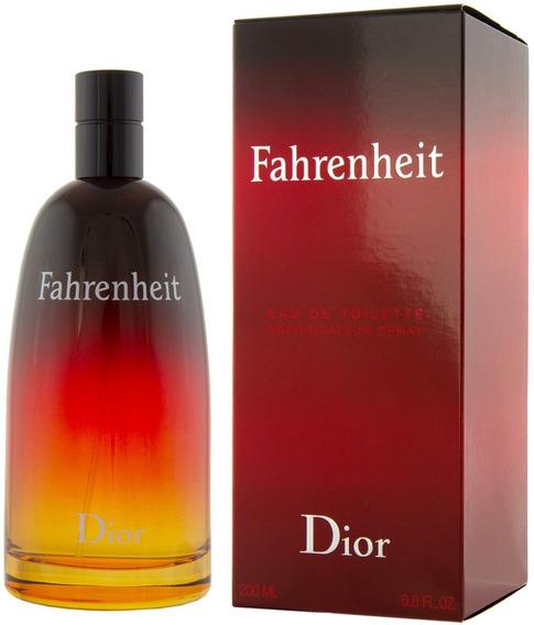 Christian Dior Fahrenheit 200 Ml Original