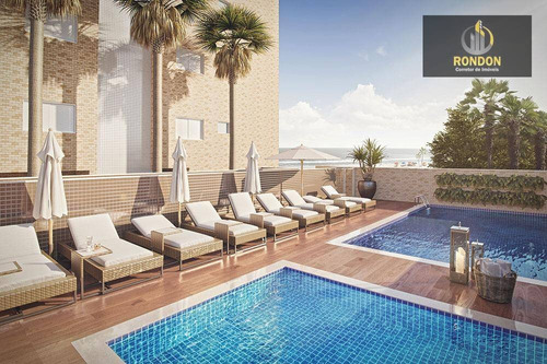 Imagem 1 de 14 de Apartamento Garden Com 2 Dormitórios À Venda Por R$ 378.000 - Jardim Marina - Mongaguá/sp - Gd0001