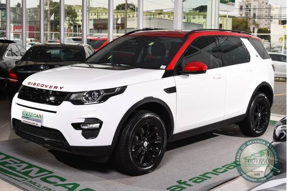 Land Rover Discovery Sport Se 2.0 Turbo Aut./2018