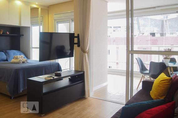 Apartamento Para Aluguel - Consolação, 1 Quarto, 36 - 893020210