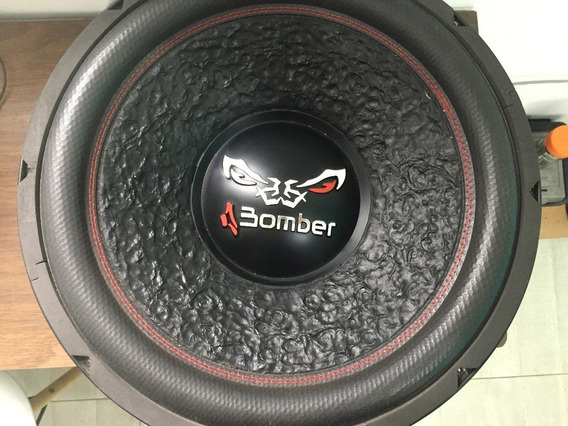 Subwoofer Bomber Bicho Papao 15