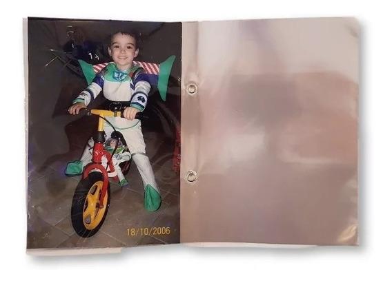 Album De Fotos Paisagem 15x10 P/ 40 Fotos 100x Unidades