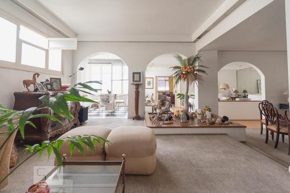 Apartamento Para Aluguel - Flamengo, 3 Quartos, 230 - 892908563